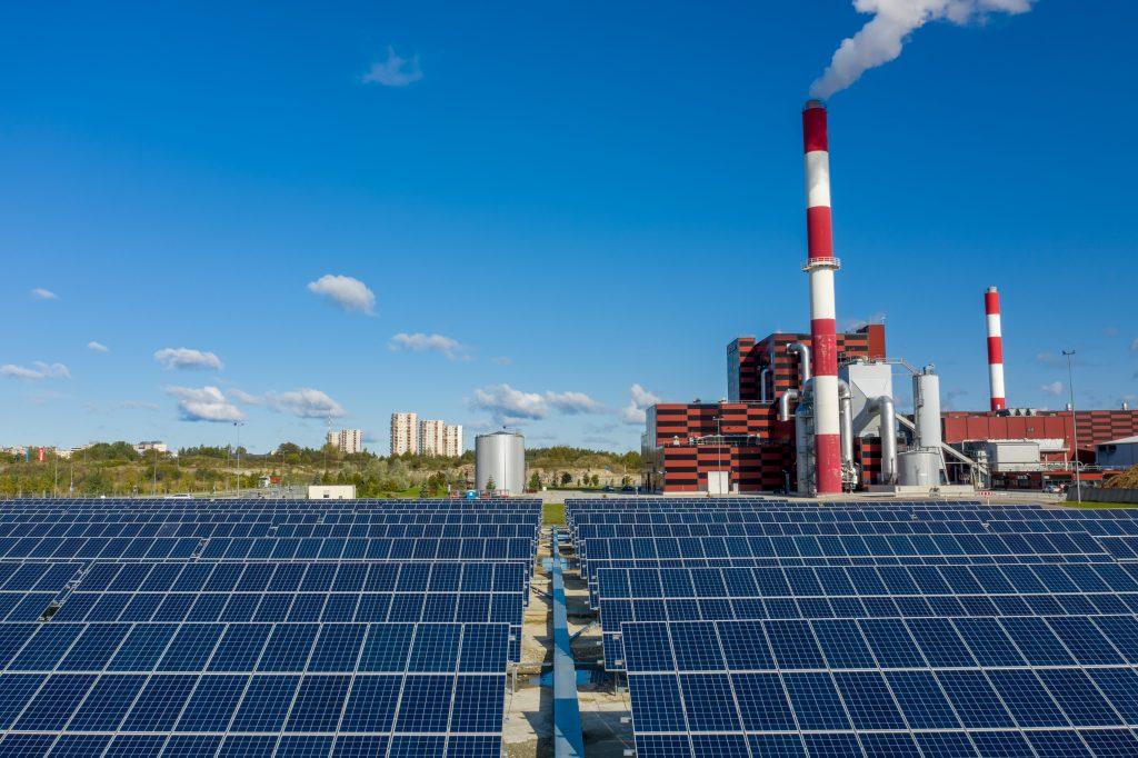 Utilitase päikeseelektrijaam
