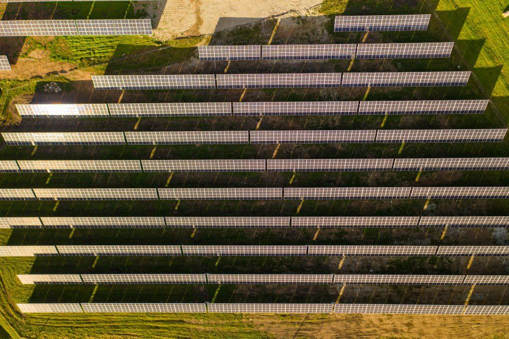 Kogu liitumisvõimsusega 950kW maapark Ida-Eestis