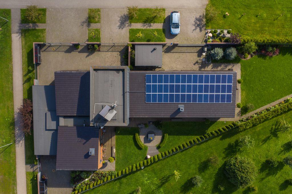 Silekiviga katuselahendus Tallinnas